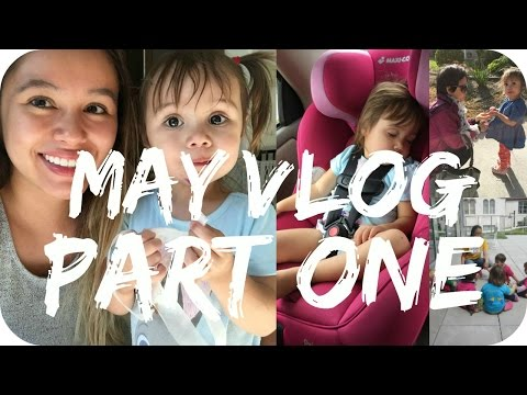 TOT ART SHOW, JAZZ CONCERT, MOTHER'S DAY | May 2016 Vlog Part One