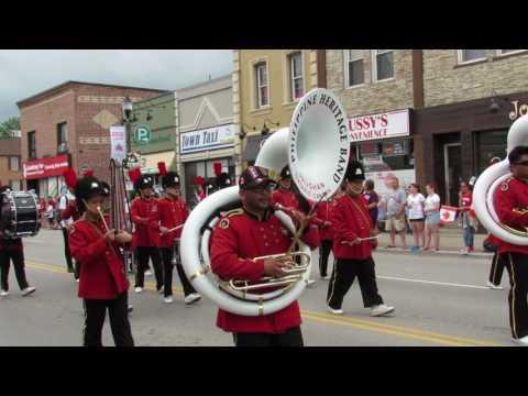 PHB at Bradford, Ontario Canada 150 parade, July 1, 2017