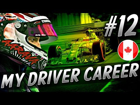 HUGE SCRAP WITH TEAMMATE - F1 MyDriver CAREER S6 PART 12: CANADA