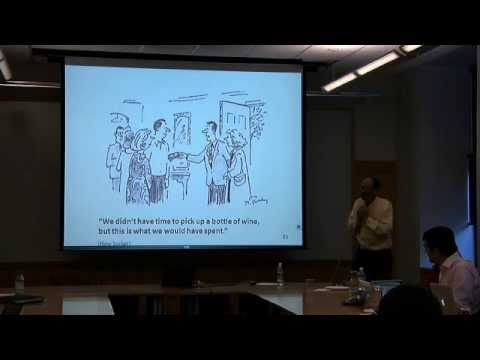 """Kidney Exchange"" (CRCS Lunch Seminar)"