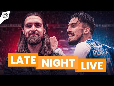United Agree Telles Deal! | Late Night LIVE!