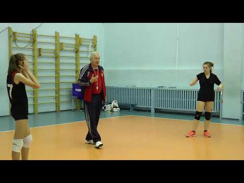 Graduation volleyball players - YouTube