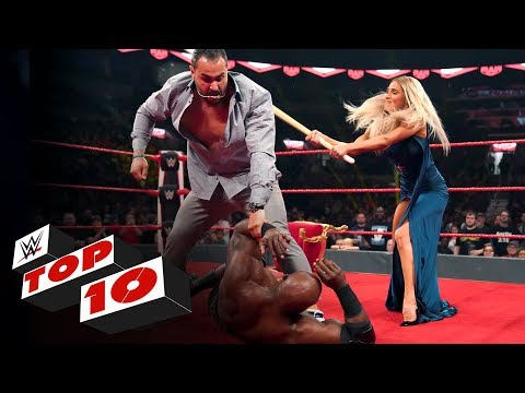 Top 10 Raw moments: WWE Top 10, Oct. 28, 2019