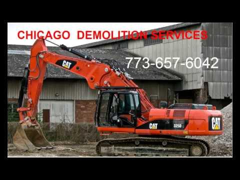 Demolition Contractors Chicago | CALL 773-657-6042 | IL Contractor  Companies