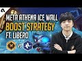 Libero Mei Ice Wall Boost Strategy | Meta Athena vs Lunatic-Hai | OGN Overwatch APEX S2