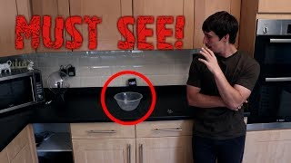 Ghost Moves A Bowl Right In Front Of Me! | Real Paranormal Activity Part 75