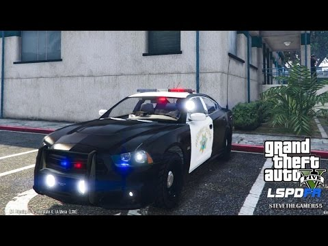 GTA 5 PC MODS - LSPDFR - POLICE SIMULATOR - EP 18 (NO COMMENTARY) CHP PATROL