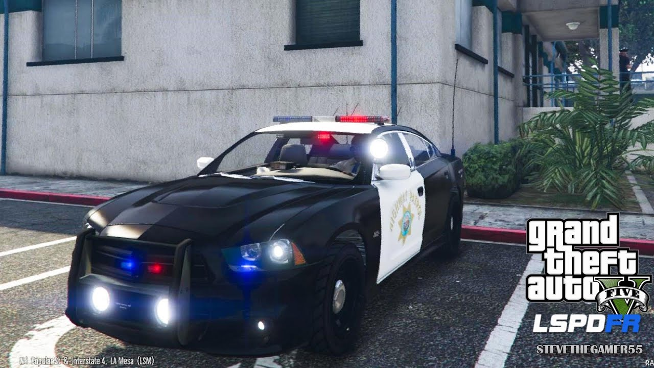 Ps4 Gta 5 Police Mod - Year of Clean Water