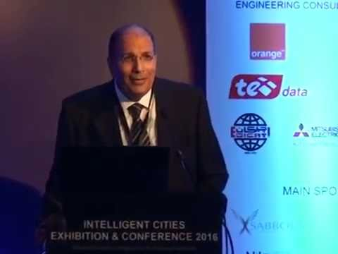 Magdy Ghazy - Industrial Development Authority, Egypt the Future Optimum Middle East & Africa Hub