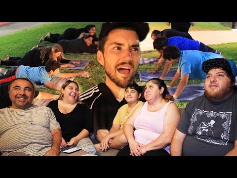 1000 POUND FAMILY WEIGHT LOSS TRANSFORMATION