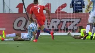 Melhores Momentos Argentina 2 X 1 Chile Copa América 2016 HD