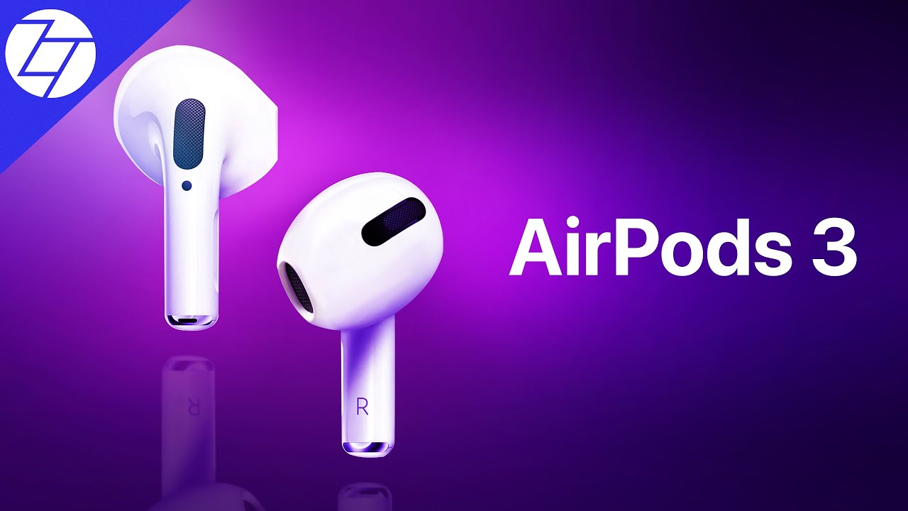 AirPods 3 - The AirPods Pro Killer is coming! - YouTube