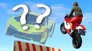 GTA V Online: UES ou SKILL TEST de MOTOS!? Corrida ÉPICA!