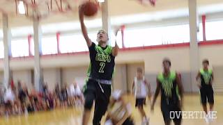 LeBron James Watches Rodney Gallagher GO OFF In Vegas! FUTURE STAR!