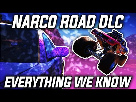 NARCO ROAD DLC | Ghost Recon Wildlands Narco Road Everything We Know! (Season Pass Vehicles)