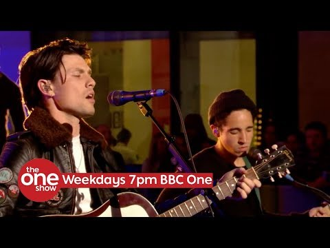 James Bay  - Us (Live on The One Show on BBC One)