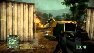 Battlefield Bad Company 2 PS3 Multiplayer Conquest Gameplay 6