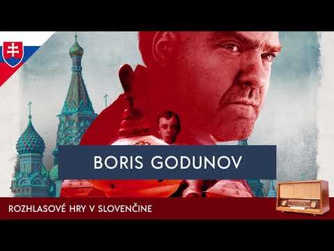 Alexander Sergejevič Puškin - Boris Godunov (rozhlasová hra / 1971 / slovensky)