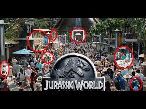 Movie Talk: Jurassic World Movie Mistakes