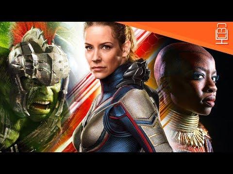 Wasp Actress wanted Hulk & Okoye TeamUp Film