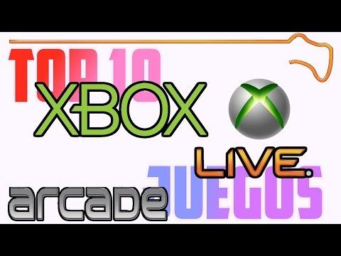 TOP 10 Juegos Xbox Live Arcade