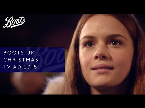 Boots Christmas TV Advert 2018 #GiftsThatGetThem