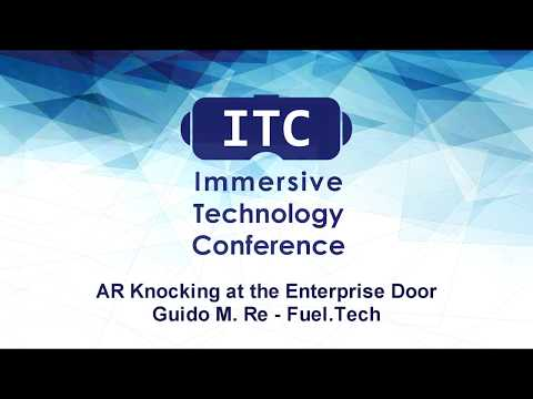 AR Knocking at the Enterprise Door : Guido M. Re - Fuel.Tech
