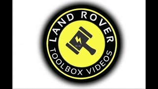 Welcome Wagon -  Land Rover Toolbox Videos Channel 2018