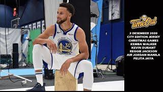 Time Out 2 Des 2020: ESPN Remehkan Warriors // PELITA JAYA Guardsnya Deep Banget