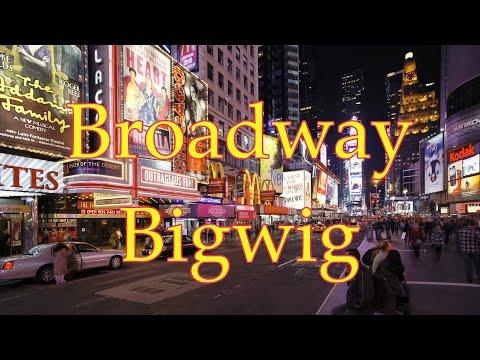 Broadway Bigwig - Royalty Free Music