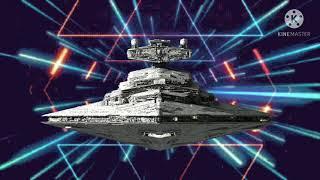 K-fee Lite Disco Star Destroyer