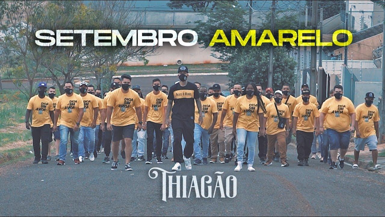 Thiagão - Setembro Amarelo (Clipe Oficial)