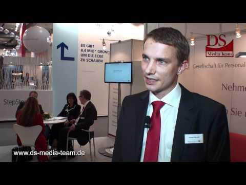 DS Media Team GmbH auf der Messe Personal Nord in Hamburg