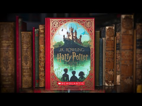 Download Harry Potter and the Sorcerer's Stone: MinaLima Edition | Look Inside