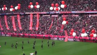 FC Bayern vs FC Augsburg - Abschiedsspiel Jupp Heynckes - Meisterschaften-Ehrungen - 11/05/13 HD
