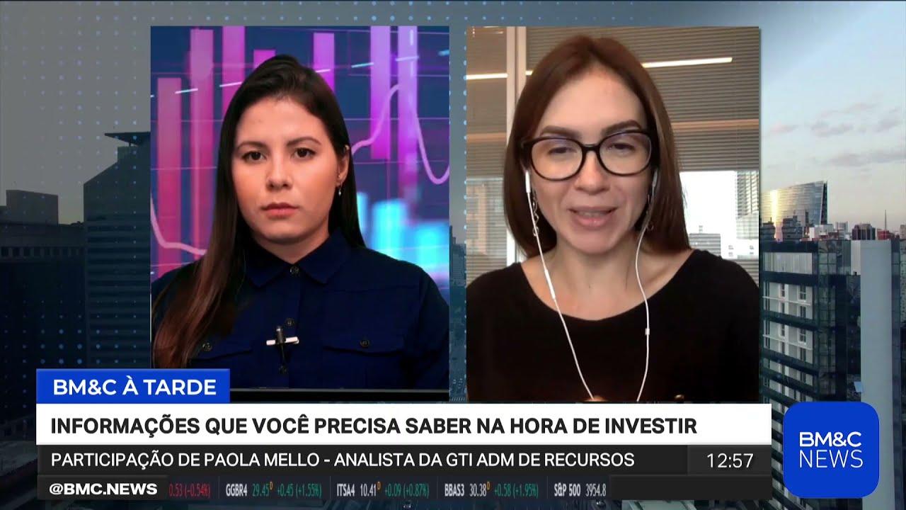 Varejo saiba quais as ações fora do radar de Paola Mello e que merecem a atenção, na BM&C News