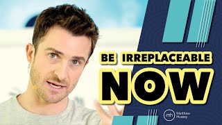 How to Be Irrepląceable in Love AND Invincible in Life (Matthew Hussey)