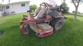 Mowing Demo   Fruit Trees