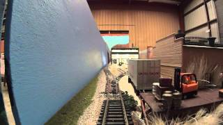 CSX new diesel house Northeast Florida Model Railroaders