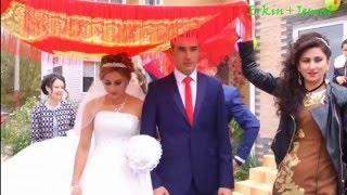 Эркин+Джемал Свадьба(Москва,Туркменистан, Чарджоу, Бойнузын)