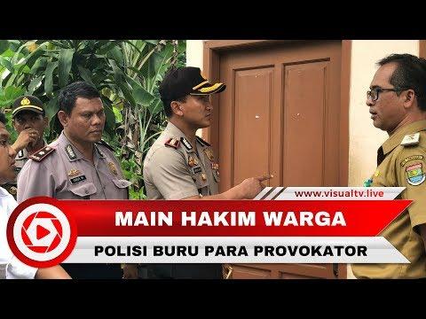 Sepasang Kekasih yang Dipersekusi Warga di Tangerang Tak Lakukan Mesum