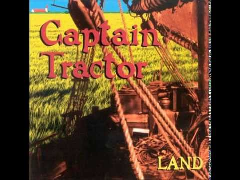 Captain Tractor - Pitcairn Island