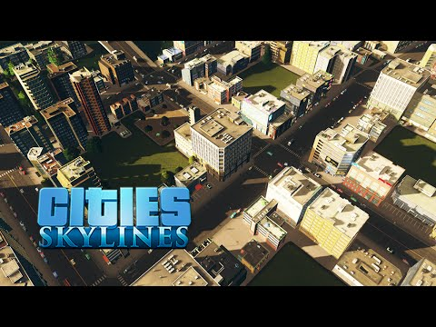 Cities Skylines:: Newcastle 06 :: Don't Let Your Dreams Be Dreams