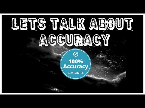 Black Desert Online - Accuracy - YouTube