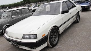 1985 Nissan Skyline RS-Turbo X 鉄仮面 R30型