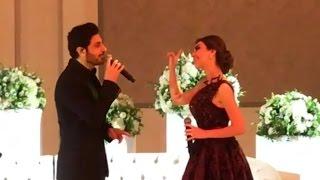 ميريام فارس وماجد المهندس يغنيان معاً في حفلة مغربية
