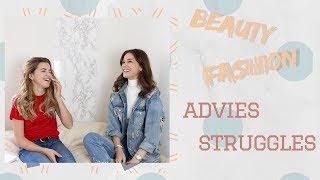 BEAUTY & FASHION STRUGGLES + ADVIES ✗ Forever Jade