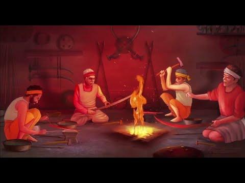 amazing-india---amazing-india-|-india-produced-wootz-steel-before-europes-industrial-revolution