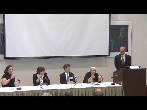 2017 Frankel Fiduciary Prize Award Program: Panel discussion on fiduciary duties