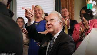 Health And Human Services Secretary Tom Price Steps Down